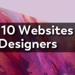 top 10 sites for designers