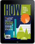 HOW Magazine - iPad Edition